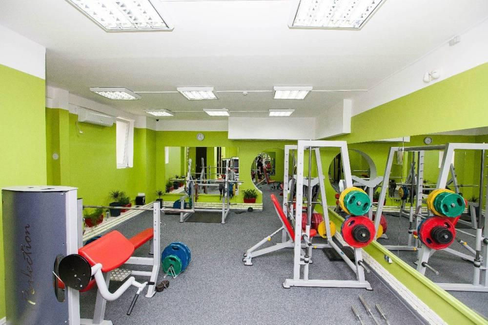 Smart Gym – твой спортивный клуб!