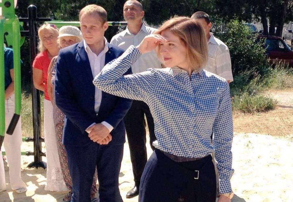 Поклонская хочет вернуться в Феодосию со спецназом