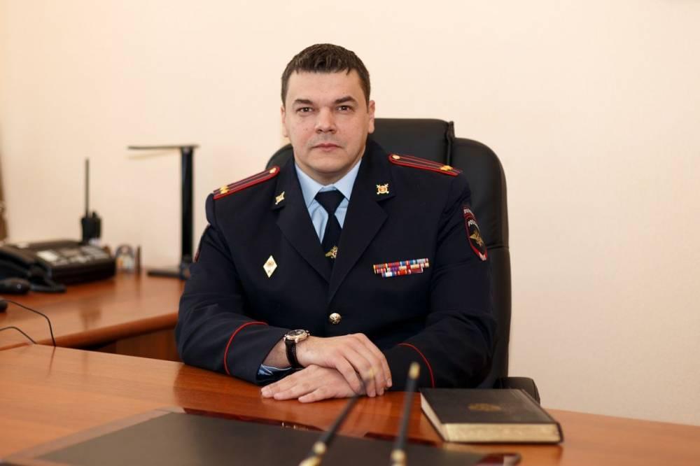 В Керчи назначили нового начальника УМВД России по г. Керчи.