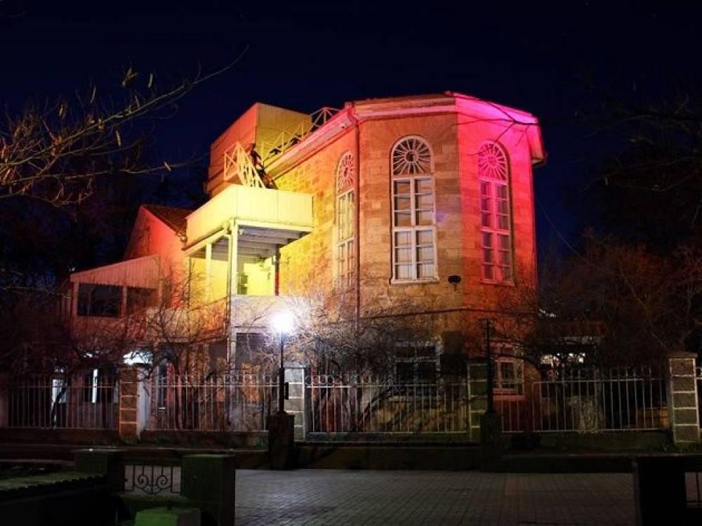 Музей-заповедник «Киммерия М. А. Волошина» приглашает на мероприятия акции «Ночь искусств».