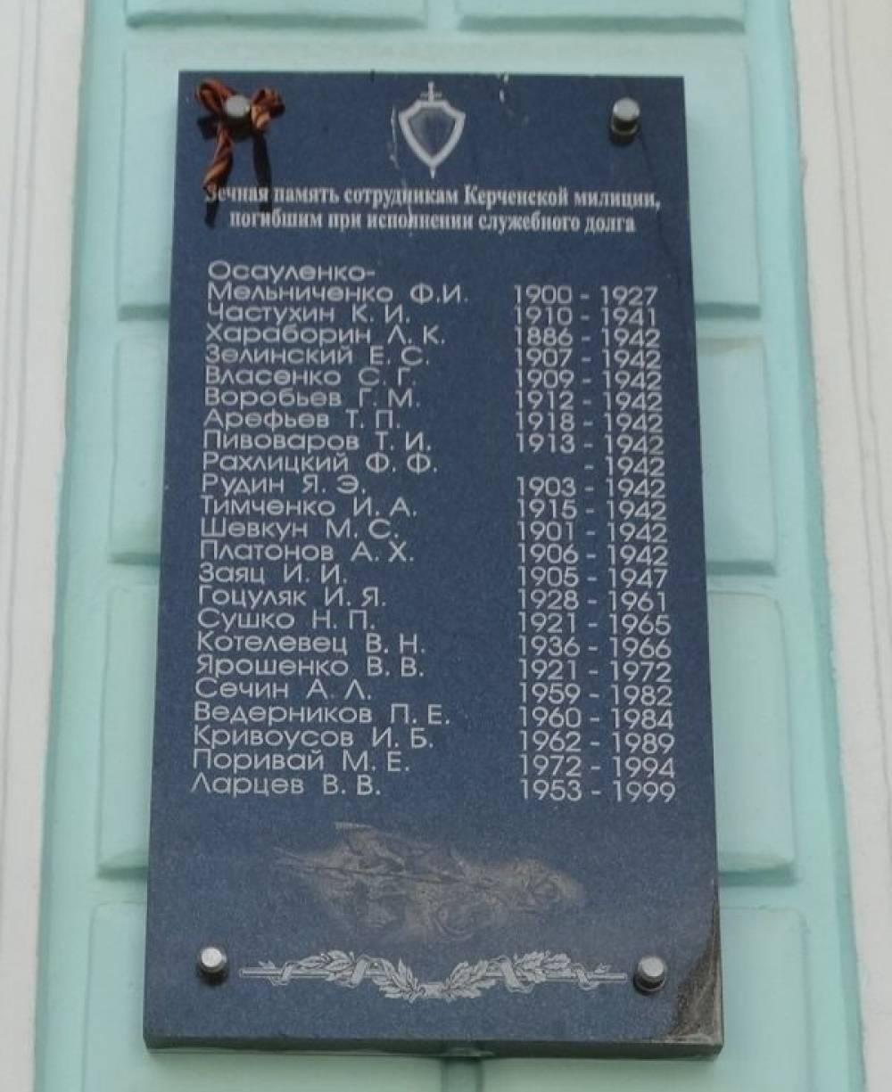 8 ноября – памятная дата для многих семей правоохранителей. В этот день вспоминают погибших при исполнении служебного долга сотрудников органов внутренних дел и военнослужащих внутренних войск МВД России.