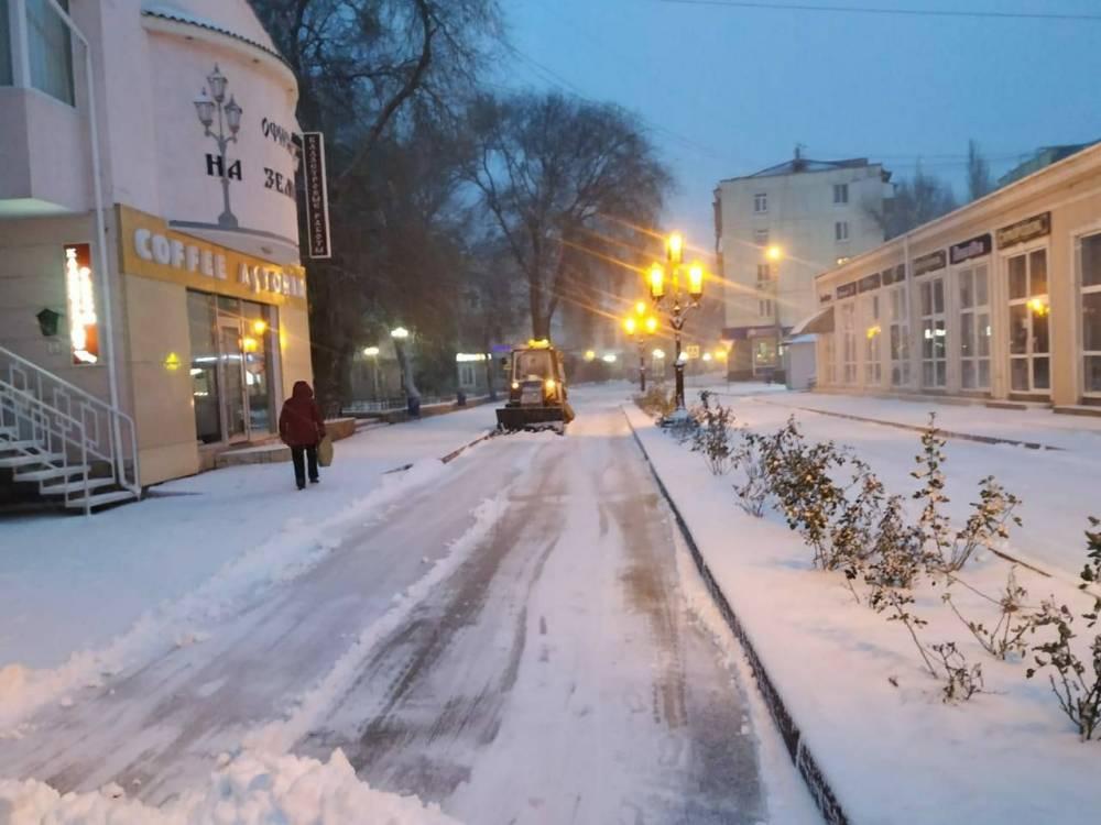 С раннего утра выехал на улицы города - Сергей Бовтуненко