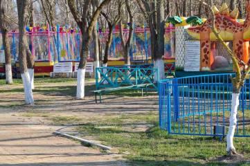Комсомольский парк