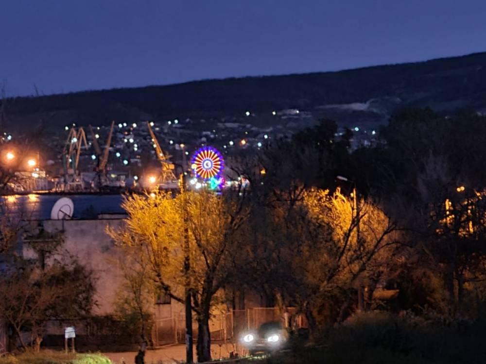 Вечер в Феодосии