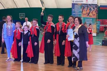 Феодосийская команда четвертый раз победила на Чемпионате Крыма.