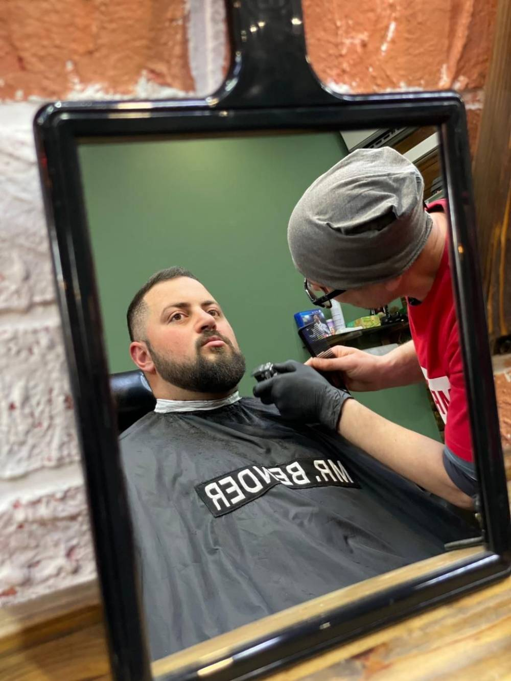 Barbershop Mr.Bender. МОЙ БИЗНЕС.
