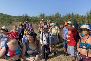 Экскурсия-поход «Тропа Грина».