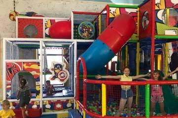 Детская игровая комната «КомиксЛэнд»