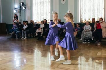 «Дети на Паркете» школа танцев