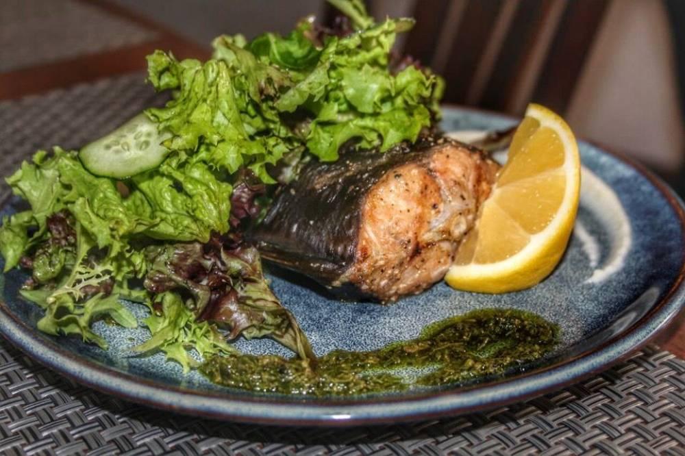 «Del Mar» ресторан морской кухни.