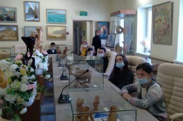 Урок в музее «Когда возник Лицей»  и «Экзамен в Царскосельском Лицее».