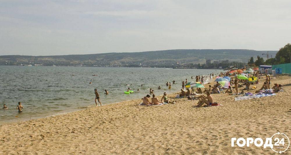 Пляж 2-й городской