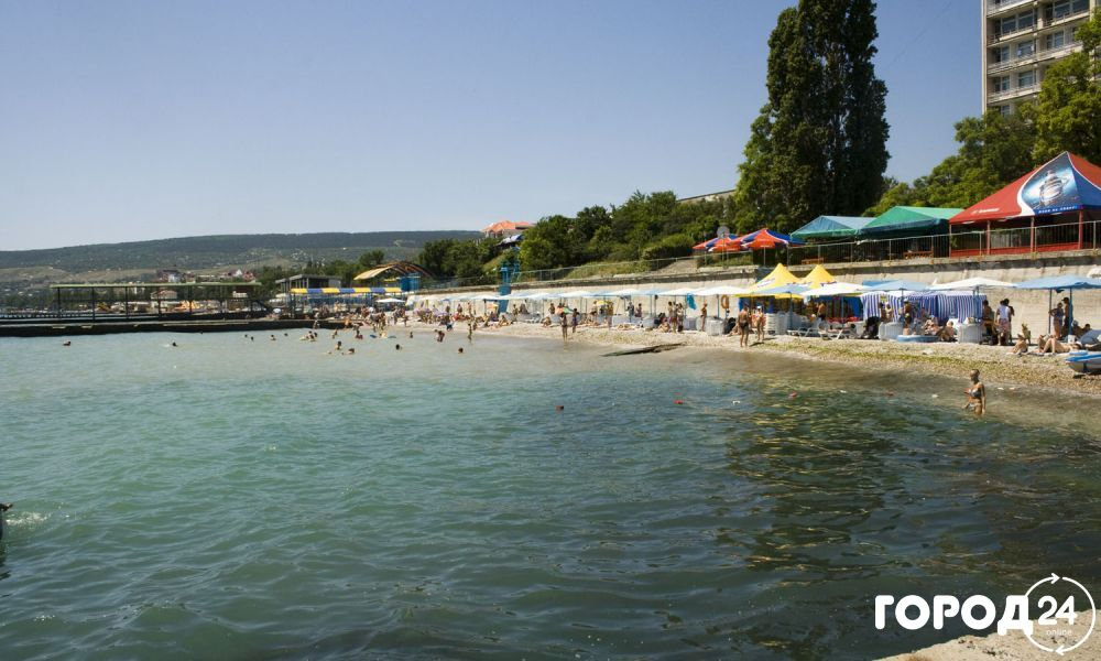 Пляж Ай-Петри