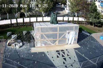 Веб-камеры Феодосии, Памятник генералу Котляревскому