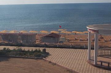 Веб-камеры Феодосии, Обзорная камера в Береговом
