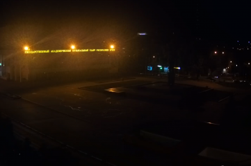 Веб-камеры Симферополе, Площадь Ленина