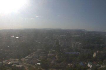Веб-камеры Симферополе, Панорамная над городом