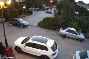 Веб-камеры Керчи, Сквер Славы