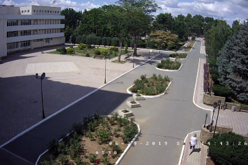 Веб-камеры Саках, Санаторий имени Пирагова