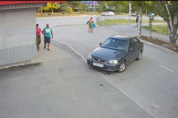Веб-камеры Феодосии, Крымский рынок