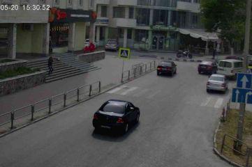 Веб-камеры Феодосии, Камера с видом на магазин Новый Свет