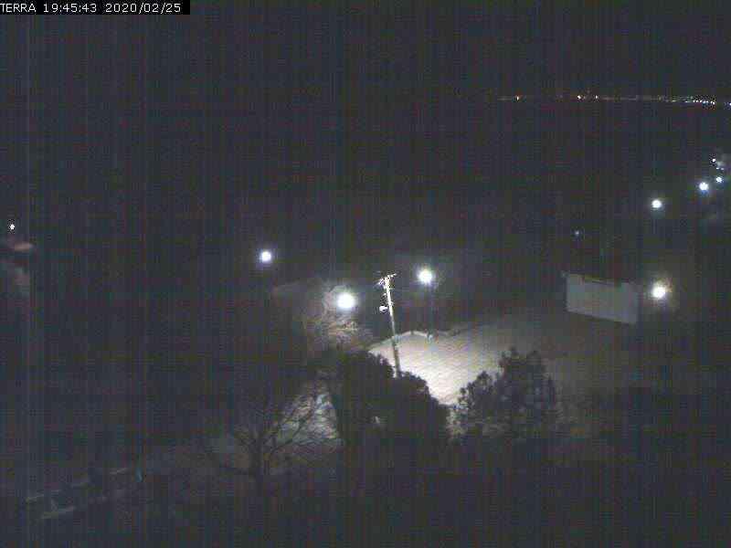 Веб-камеры Феодосии, Приморский - Набережная, 2020-02-25 19:45:07