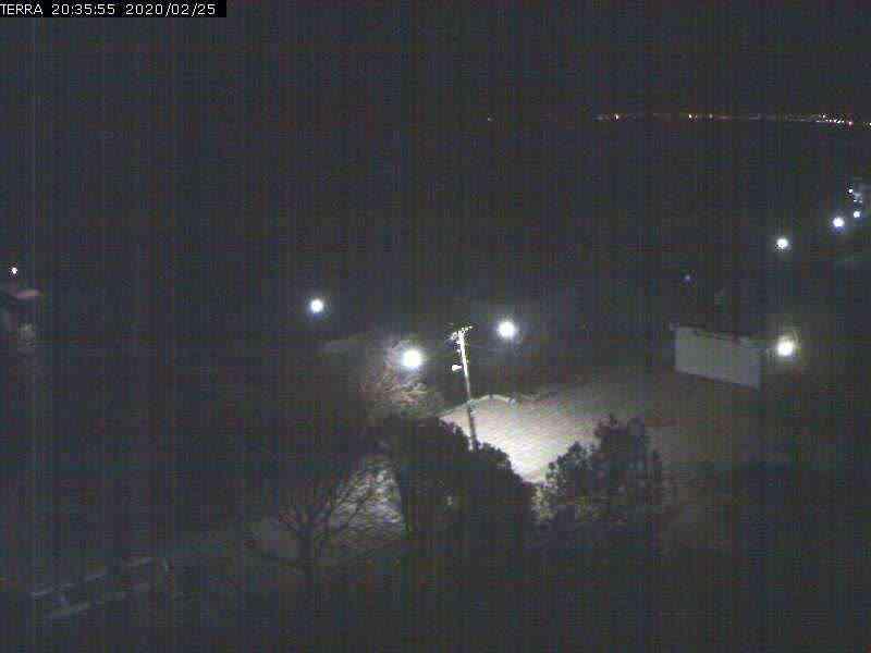 Веб-камеры Феодосии, Приморский - Набережная, 2020-02-25 20:35:19
