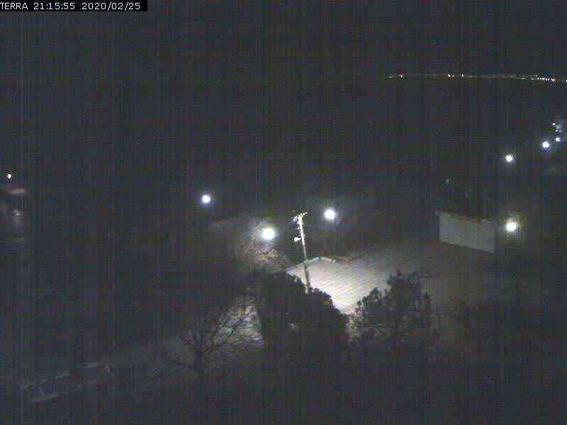 Веб-камеры Феодосии, Приморский - Набережная, 2020-02-25 21:15:20