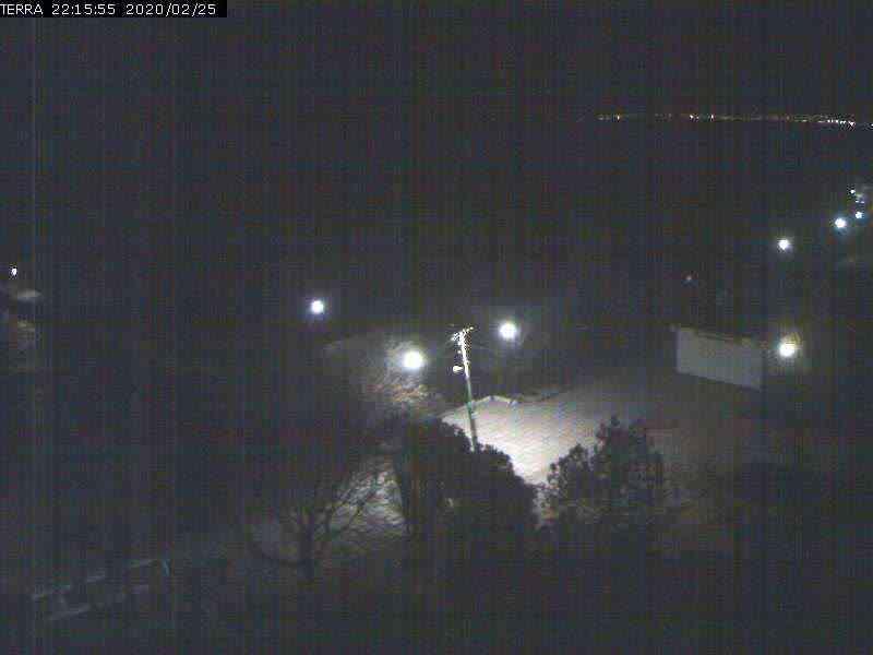 Веб-камеры Феодосии, Приморский - Набережная, 2020-02-25 22:15:19