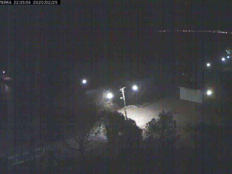 Веб-камеры Феодосии, Приморский - Набережная, 2020-02-25 22:35:21
