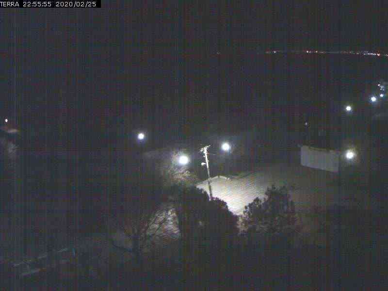 Веб-камеры Феодосии, Приморский - Набережная, 2020-02-25 22:55:20
