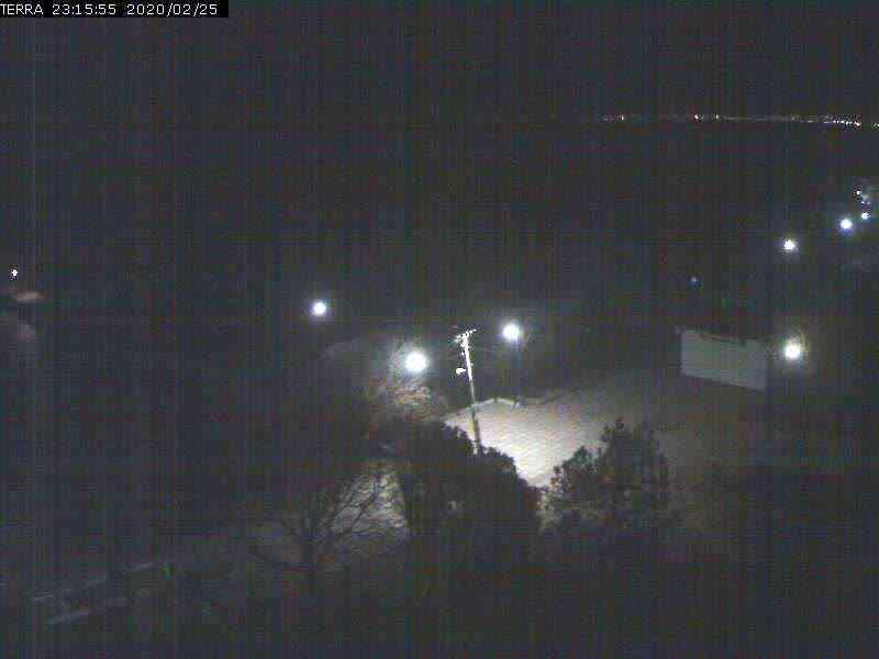 Веб-камеры Феодосии, Приморский - Набережная, 2020-02-25 23:15:20
