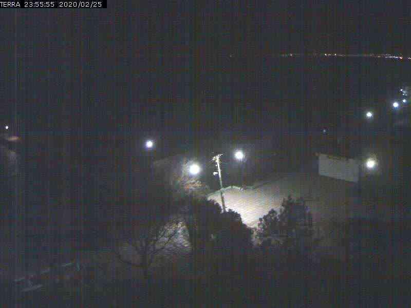 Веб-камеры Феодосии, Приморский - Набережная, 2020-02-25 23:55:19