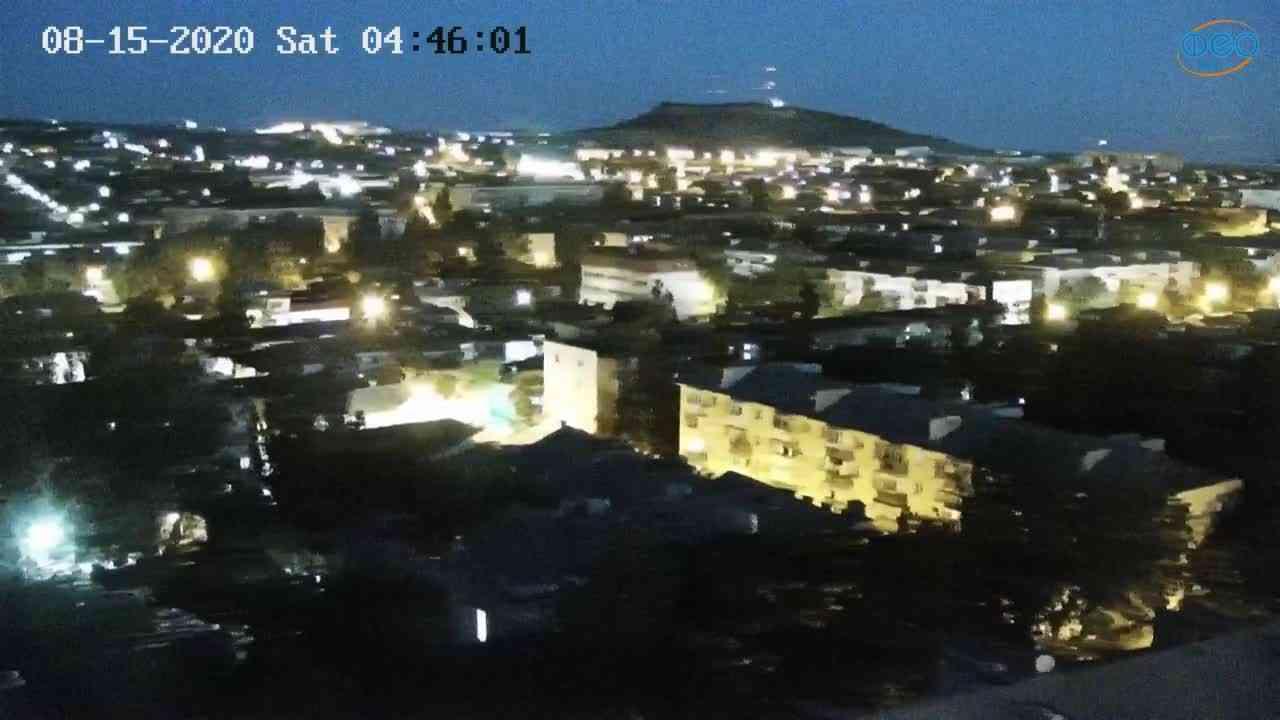 Веб-камеры Феодосии, Обзорная, 2020-08-15 04:46:18