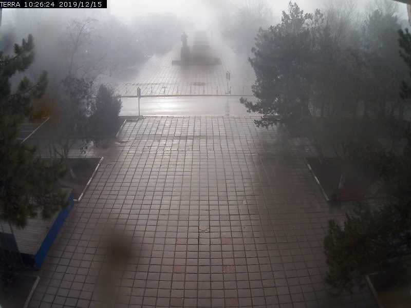 Веб-камеры Феодосии, Вид на площадь Ленина, 2019-12-15 10:26:24