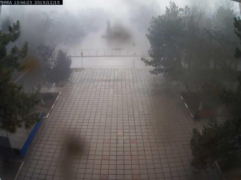 Веб-камеры Феодосии, Вид на площадь Ленина, 2019-12-15 10:46:25