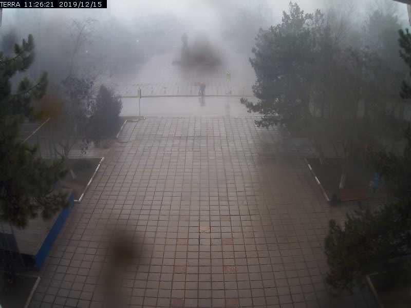 Веб-камеры Феодосии, Вид на площадь Ленина, 2019-12-15 11:26:24