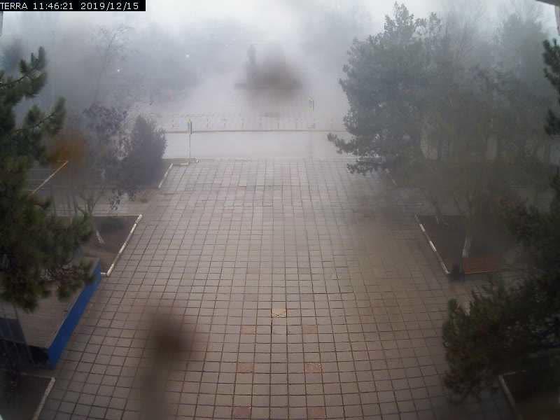Веб-камеры Феодосии, Вид на площадь Ленина, 2019-12-15 11:46:23