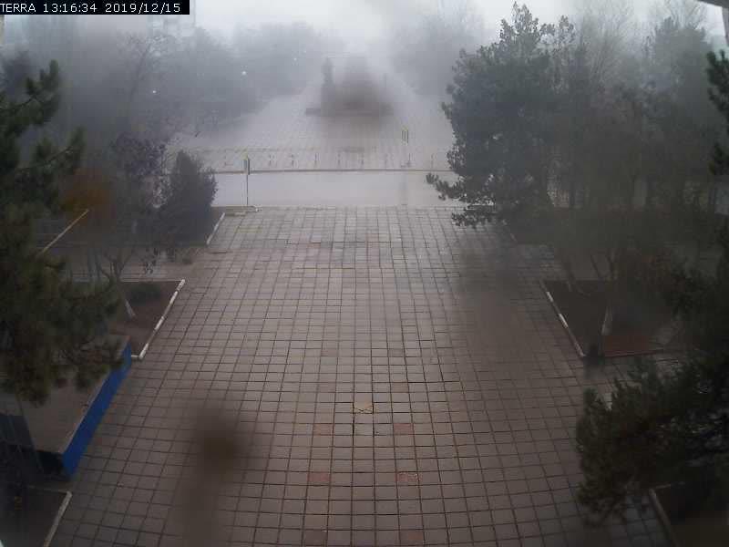 Веб-камеры Феодосии, Вид на площадь Ленина, 2019-12-15 13:16:38