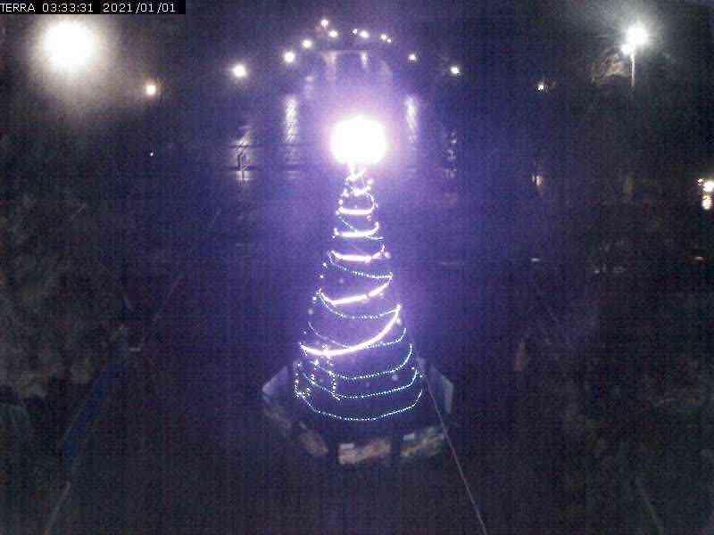 Веб-камеры Феодосии, Вид на площадь Ленина, 2021-01-01 03:33:32