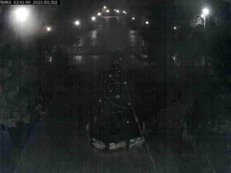 Веб-камеры Феодосии, Вид на площадь Ленина, 2021-01-02 03:41:42