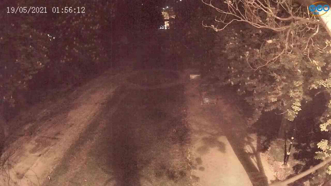 Веб-камеры Феодосии, Памятник Доброму Гению, 2021-05-19 01:55:46