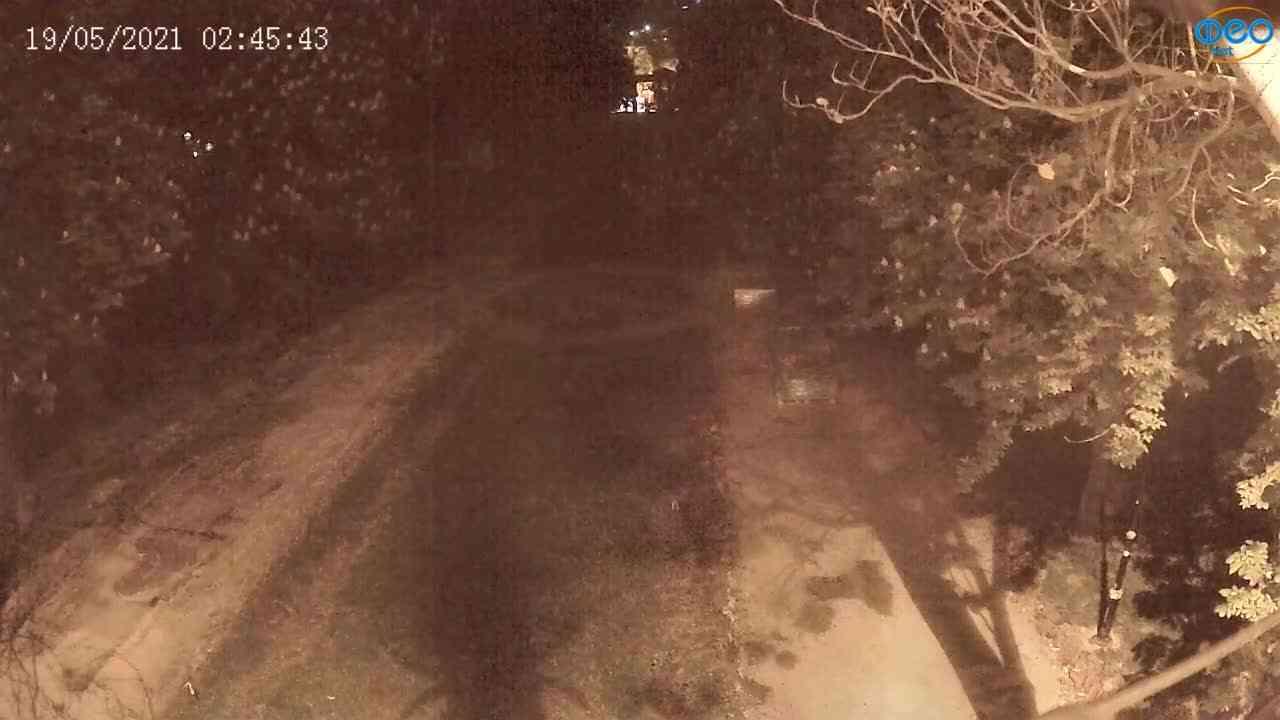 Веб-камеры Феодосии, Памятник Доброму Гению, 2021-05-19 02:45:15