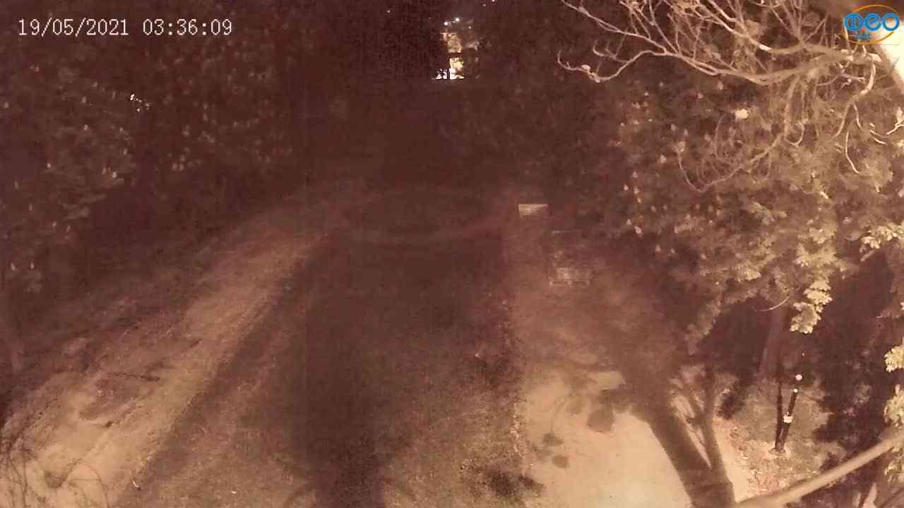 Веб-камеры Феодосии, Памятник Доброму Гению, 2021-05-19 03:35:43